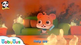 Help! Elephant Firefighter | Whisker