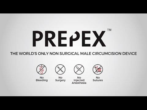 Xxx Mp4 PrePex Non Surgical Male Circumcision Procedure 3D Video For Adolescent And Adult Men 3gp Sex