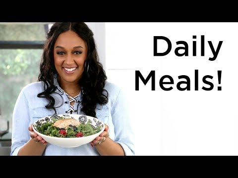 What I Eat In A Day Tia Mowry s Quick Fix