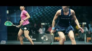 ELGOUNA SQUASH OPEN 2017-بطولة العالم للسيدات و بطوله الجونه الدوليه للاسكواش