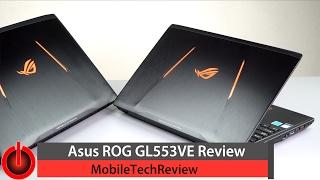 Asus ROG Strix GL553VE Review