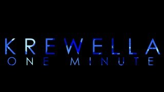 【Lyrics】One Minute - Krewella