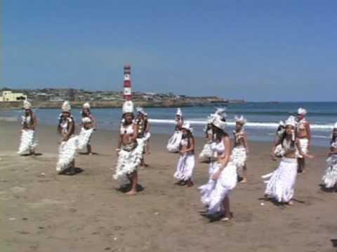 Fantasía de Rapa Nui Agrupación de danza San Felipe DVD vol1