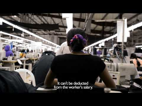 Beyond Threads - Garment Workers in Jordan