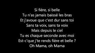 La Fouine  - Sans ta voix (Lyrics)