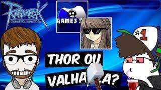 Ragnarok #66 - Thor ou Valhalla? (feat. Vai na Mel)