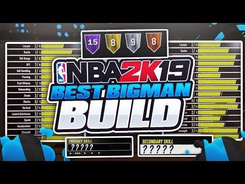 Xxx Mp4 ALL BEST CENTER POWER FORWARD BUILDS IN NBA 2K19 BEST REBOUNDING STRETCH BIG POST SCORER BUILDS 3gp Sex