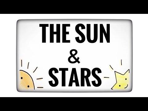 The Sun and Stars (Japanese Learning Song) - Hikaru Shirosu
