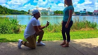 THE BEST ENGAGEMENT PROPOSAL OF 2016 (MUST WATCH)