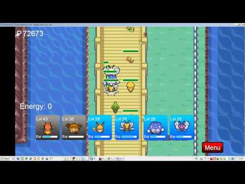 TD pokemon route 24