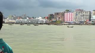 Tourism in Bangladesh   Dhaka Sadarghat Launch Terminal    Bangladesh Full Hd  3