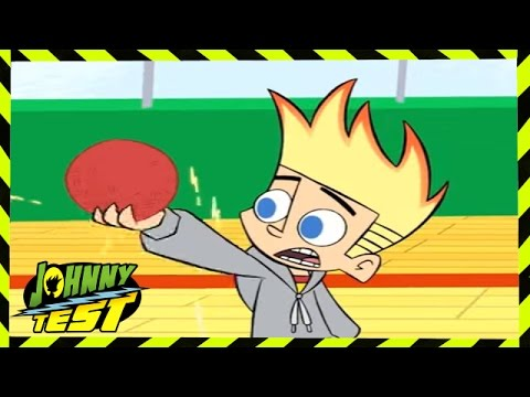 Johnny Test Johnny Dodgeball Johnny & the Attack of the Monster Truck