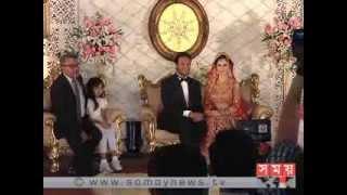 SHAKIB AL Hasan MARRIAGE (সাকিব আল হাসান এর বিয়ে অনুষ্ঠান)