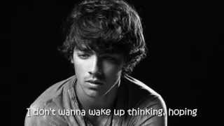 Joe Jonas - See No More (Lyric Video)