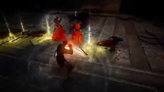Black Desert - Ninja Level 50 Crazy Skill Combo