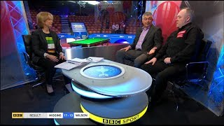 Higgins & Wilson Interviews after SF 2018 World Championship HD1080p