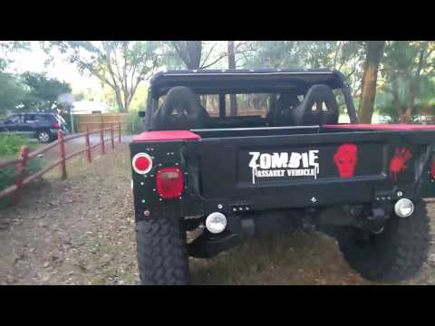 December 16, 2016 black ops zombie search n destroy ready for outdoor  fun new 17x40 tires custom h1