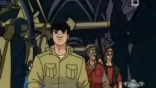 As aventuras de jackie chan (Part1)