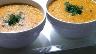 شربة أو حساء الشوفان  لذيذ لذيذ جدا