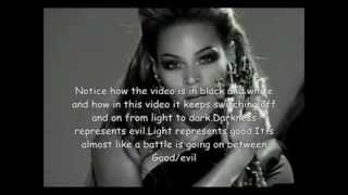 "Beyoncé - ""Single Ladies"" (Reversed with Illuminati Message) ✡ Bow Down to Lucifer"