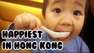 Happiest In Hong Kong