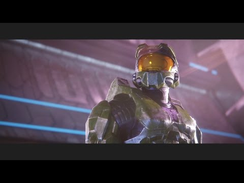 Master Chief Halo 2 Anniversary Cutscenes Remastered by Blur Studios 1080p 60fps