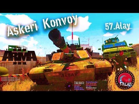 Arma 3 | Askeri Konvoy | 57.Alay