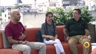 فرقة ابداع ،التواصل الفلسطيني الفلسطيني-هشام سعيد،هشام عواد و رزان قراقع- #صباحنا_غير-7-10
