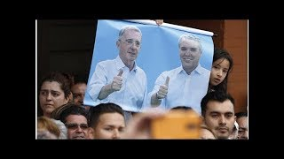 News Colombia president-elect vows to unite nation, alter peace deal