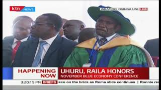 President Uhuru urges Kenyans to continue building a united Kenya with equity for all