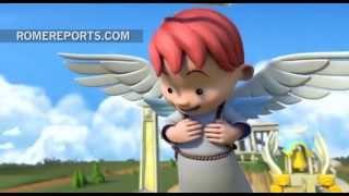 The Littlest Angel: Even in Heaven, angels go to school