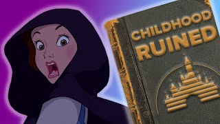 The Horrifying Truth Behind Disney Movies