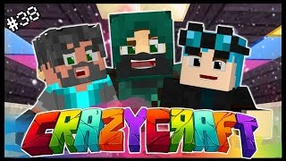 THE HALL OF HEROES!!! | Ep 38 | Minecraft Crazy Craft 3.0