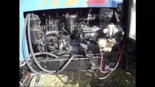 Трактор МТЗ 82 Регулировка клапанов с протяжкой головки цилиндров
