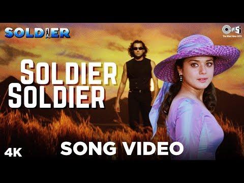 Xxx Mp4 Soldier Soldier Song Video Soldier Kumar Sanu Alka Yagnik Bobby Deol Amp Preity Zinta 3gp Sex