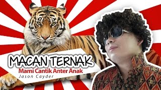 Jason Cayder - Macan Ternak [Official Lyric Video]