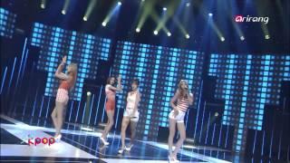 Simply K-Pop Ep124C06 BESTie - Hot Baby/심플리케이팝,베스티,Hot Baby