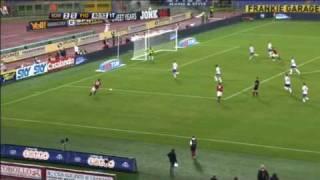 Roma - Fiorentina = 3-1 (4à Giornata Serie A) Highlights Sky HD