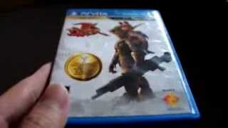 Unboxing Jak and Daxter HD Collection Sony Playstation PS Vita PSVita PSV 3 Games