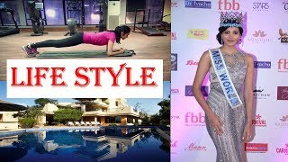 Manushi Chhillar Biography | Family | Childhood | House | Work out | Education | Life style