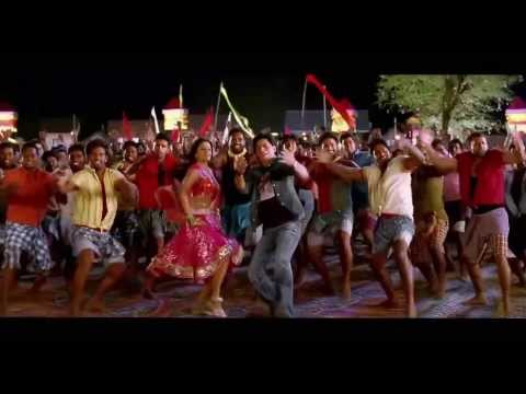Chennai express  - 1 2 3 4 full video song(Feat. SRK, Priyamani, Deepika Padukon)(HD)