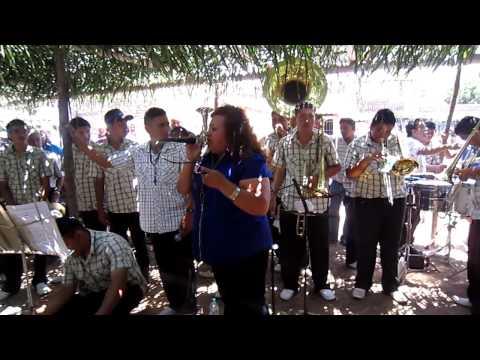 El Herradero con Maria Beltran y La Banda Zomatlence en La Ramada de Zomatlan Nayarit