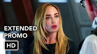 DC's Legends of Tomorrow 3x02 Extended Promo