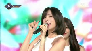 Apink TOP5 Stage M Countdown (7/13/2013)