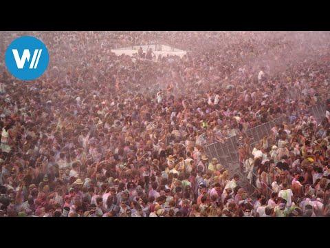 Holi Festival of Colours  Munich 2014  720p