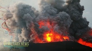 High Alert: Hawaii's Kilauea Volcano Is Now Spewing Large 'Ballistic' Rocks