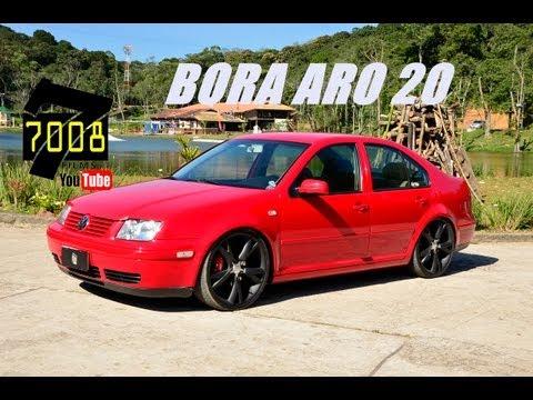 Bora que é fixa VW Bora no Estância Alto da Serra Canal 7008Films