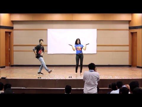 Xxx Mp4 Amazing Dance Performance VIT Kung Fu Kumari Song Bruce Lee 3gp Sex