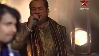 sonu   rahat singing tujhe dekh dekh sona mp4   www shohagtels