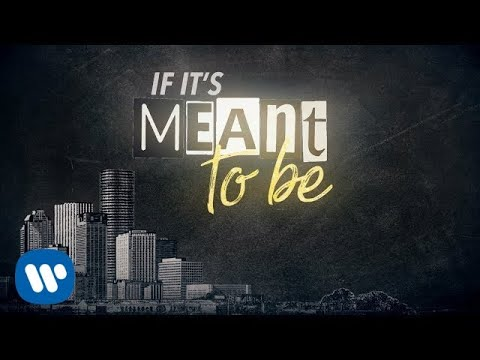 Download Bebe Rexha - Meant to Be (feat. Florida Georgia Line) [Lyric Video]